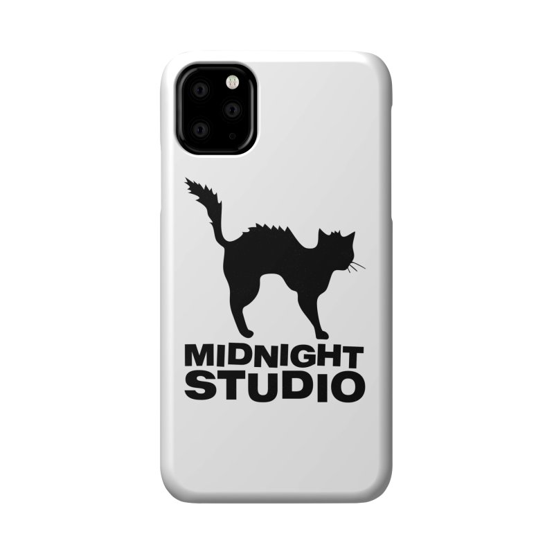 Studio Shirt Accessories Phone Case by Midnight Studio