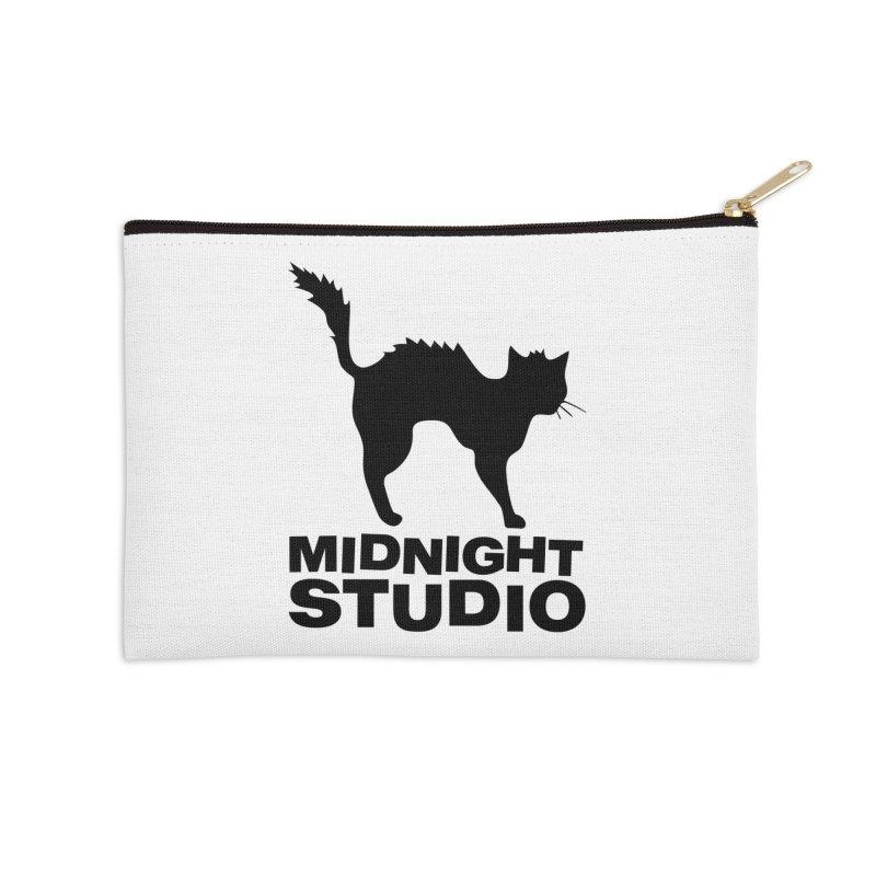 Studio Shirt Accessories Zip Pouch by Midnight Studio