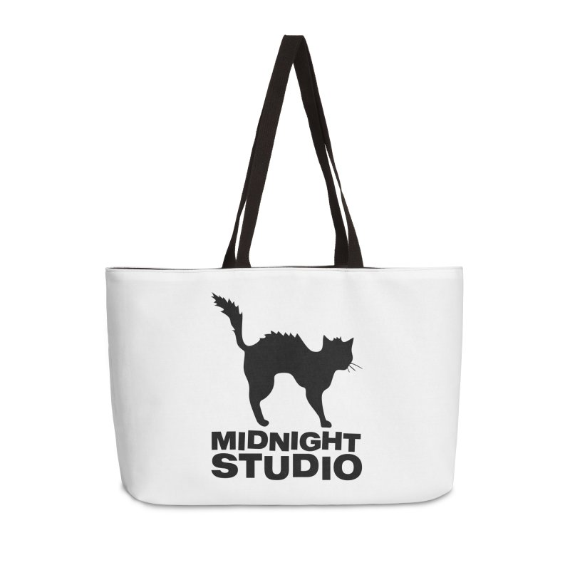 Studio Shirt Accessories Weekender Bag Bag by Midnight Studio