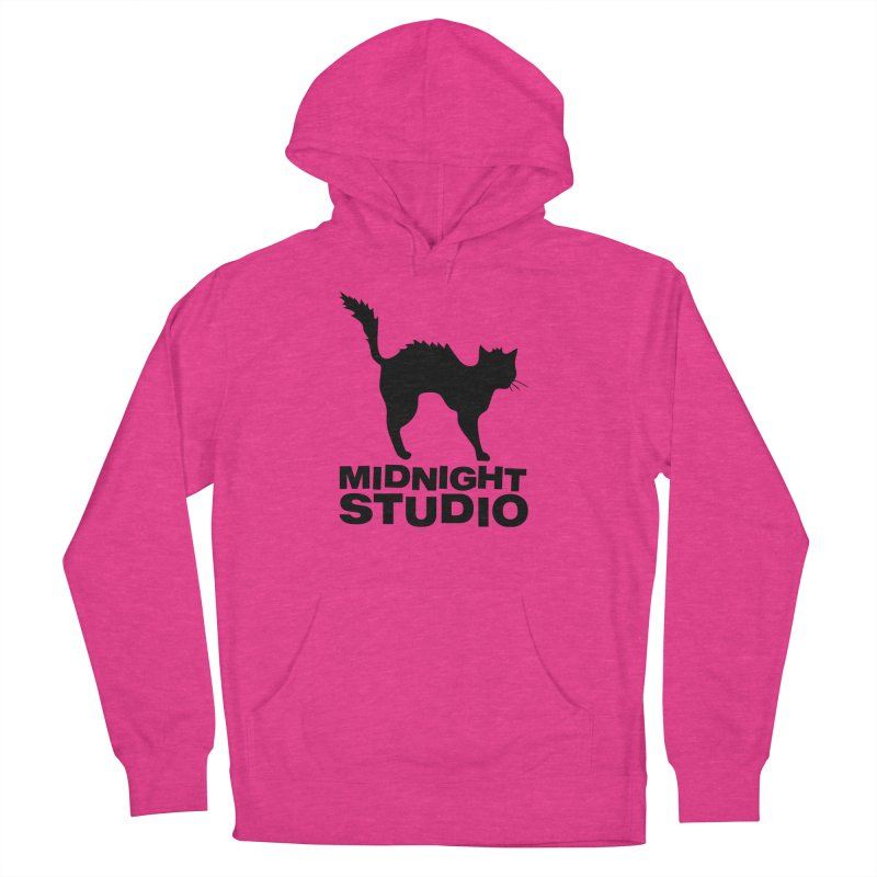 Studio Shirt Women's French Terry Pullover Hoody by Midnight Studio