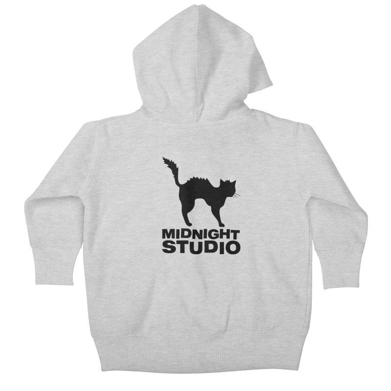 Studio Shirt Kids Baby Zip-Up Hoody by Midnight Studio