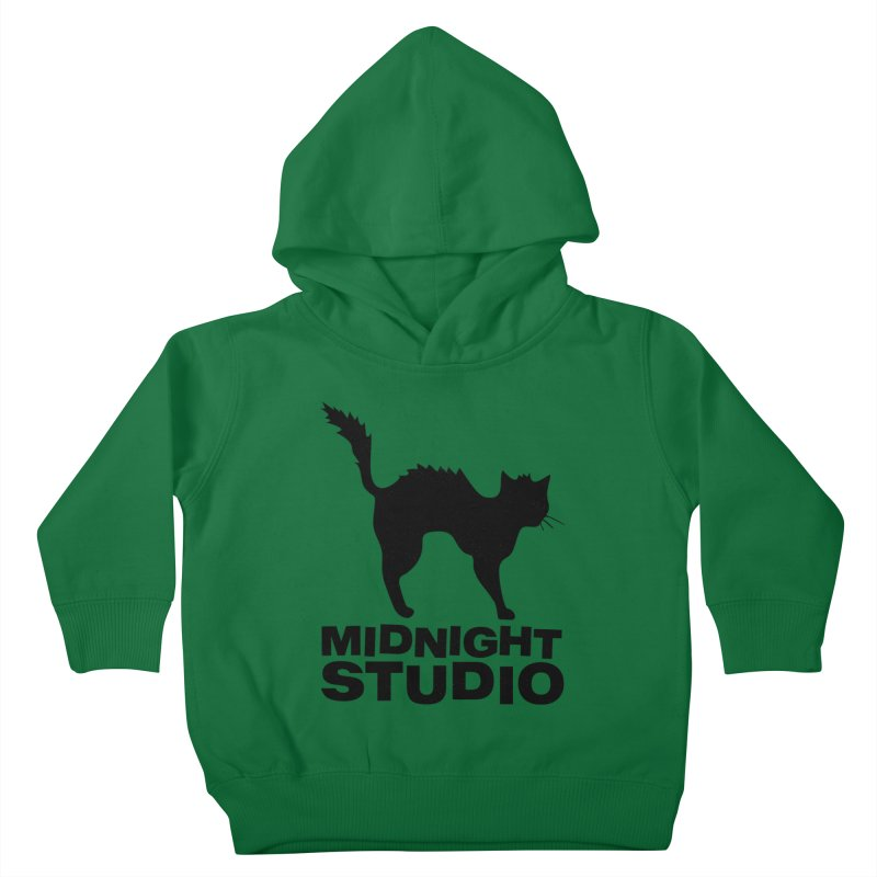 Studio Shirt Kids Toddler Pullover Hoody by Midnight Studio