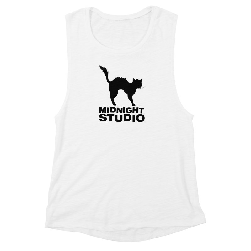 Studio Shirt Women's Muscle Tank by Midnight Studio