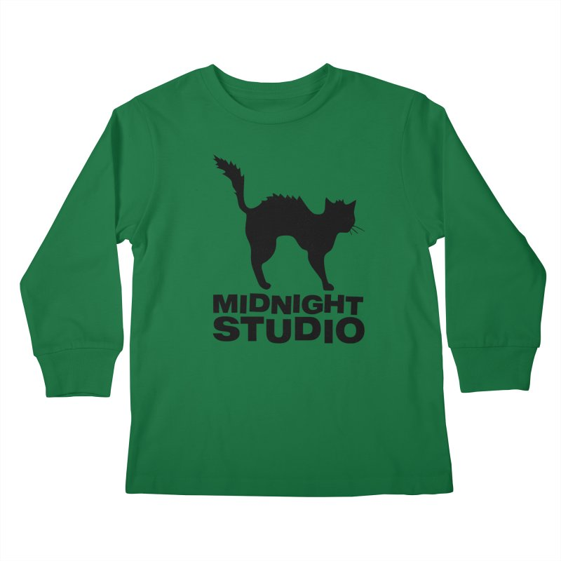 Studio Shirt Kids Longsleeve T-Shirt by Midnight Studio