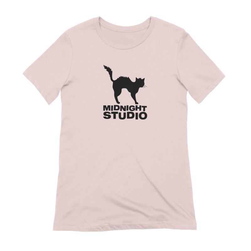 Studio Shirt Women's Extra Soft T-Shirt by Midnight Studio