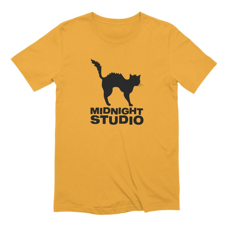 Studio Shirt Men's Extra Soft T-Shirt by Midnight Studio