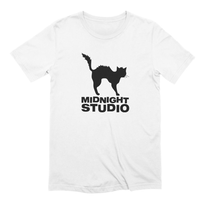 Studio Shirt Men's Extra Soft T-Shirt by Midnight Studio