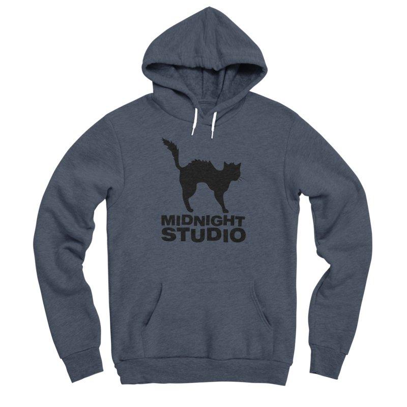 Studio Shirt Women's Sponge Fleece Pullover Hoody by Midnight Studio