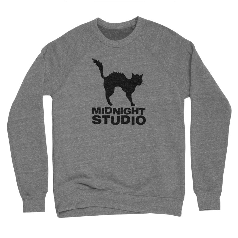 Studio Shirt Women's Sponge Fleece Sweatshirt by Midnight Studio