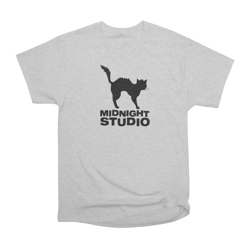 Studio Shirt Men's Heavyweight T-Shirt by Midnight Studio