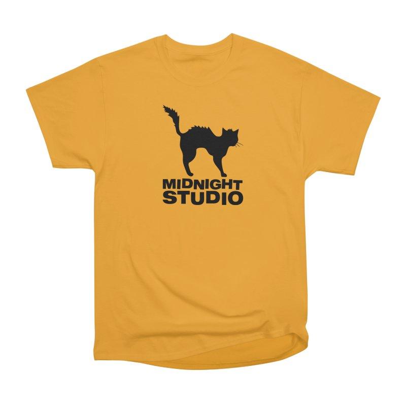 Studio Shirt Men's Heavyweight T-Shirt by Midnight Studio