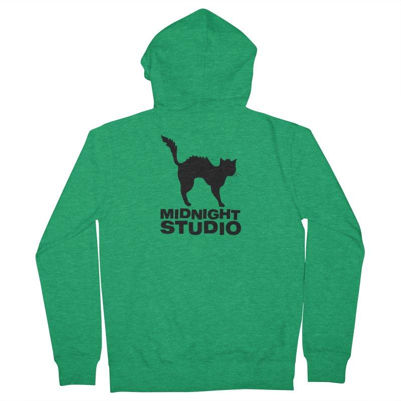 Studio Shirt Women's Zip-Up Hoody by Midnight Studio