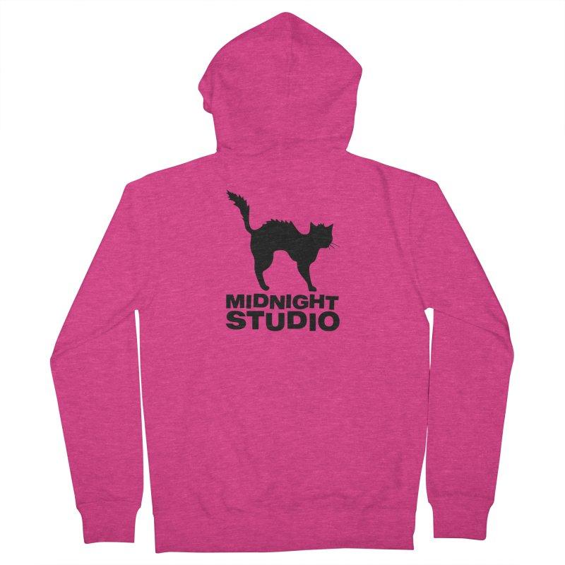Studio Shirt Women's French Terry Zip-Up Hoody by Midnight Studio