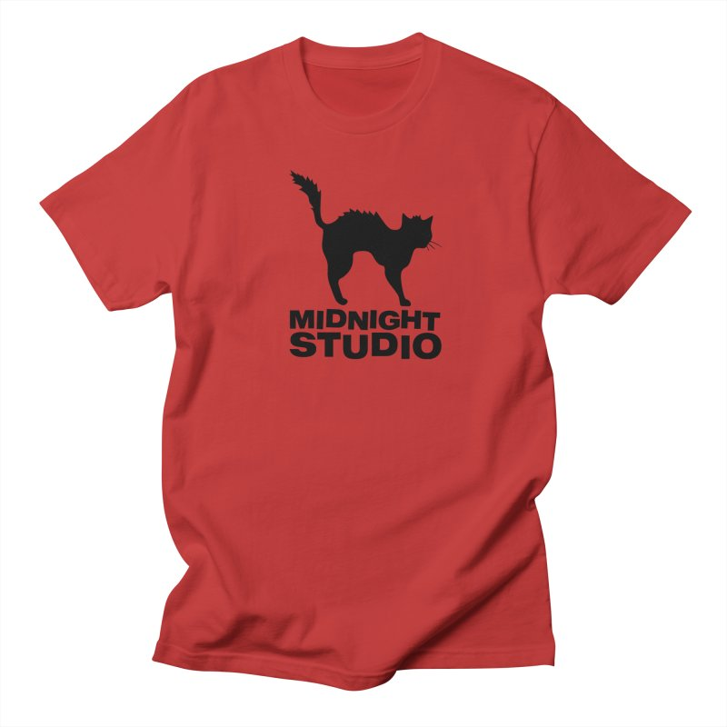 Studio Shirt Men's Regular T-Shirt by Midnight Studio