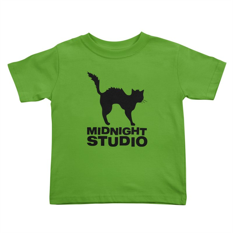 Studio Shirt Kids Toddler T-Shirt by Midnight Studio