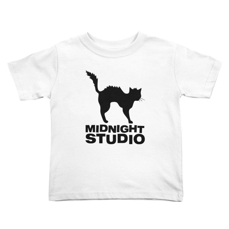 Studio Shirt Kids Toddler T-Shirt by Midnight Studio