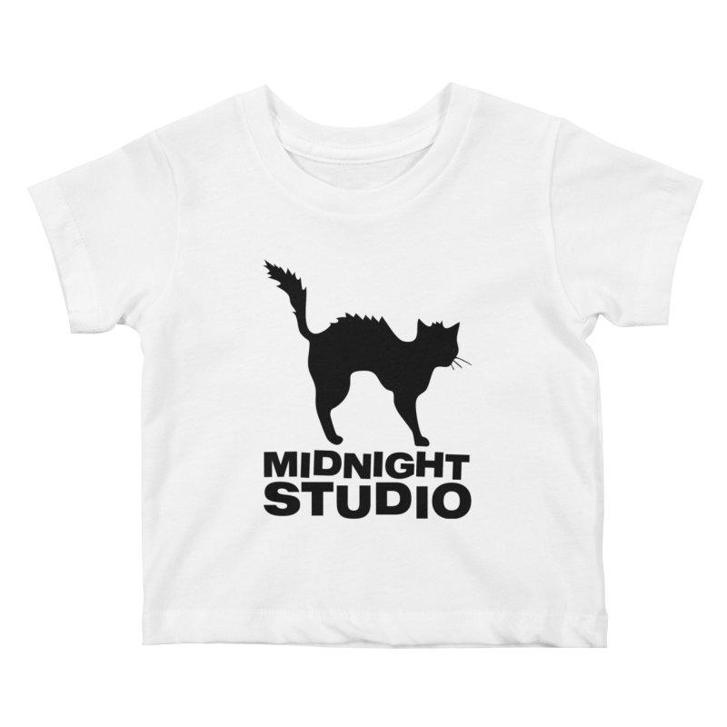 Studio Shirt Kids Baby T-Shirt by Midnight Studio