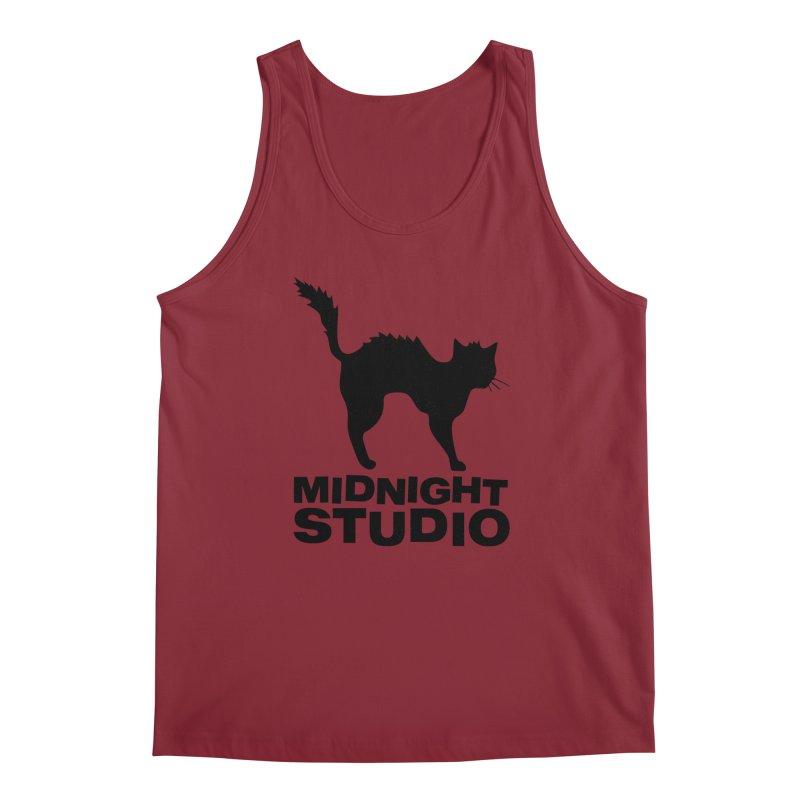 Studio Shirt Men's Tank by Midnight Studio