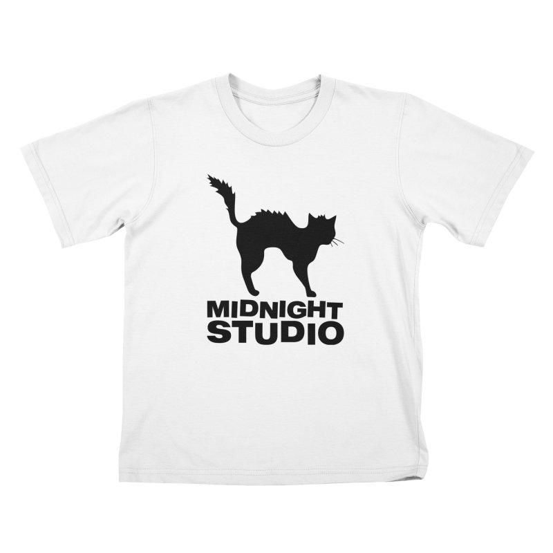 Studio Shirt Kids T-Shirt by Midnight Studio
