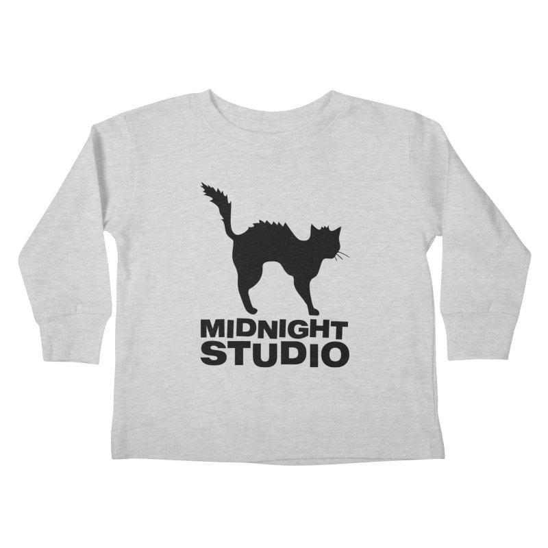 Studio Shirt Kids Toddler Longsleeve T-Shirt by Midnight Studio