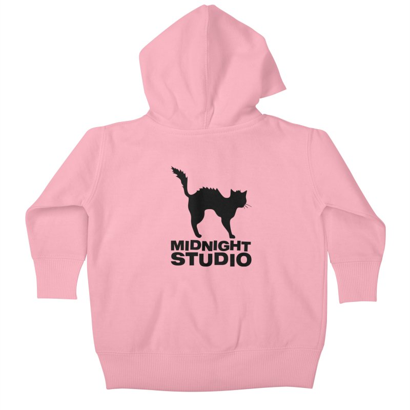Studio Shirt Kids Baby Zip-Up Hoody by Midnight Studio