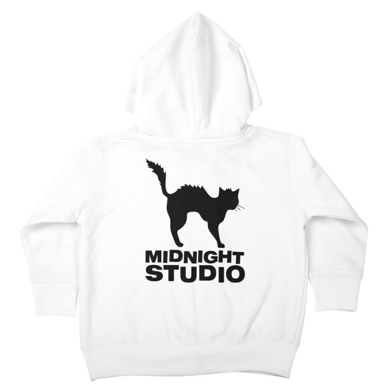 Studio Shirt Kids Toddler Zip-Up Hoody by Midnight Studio