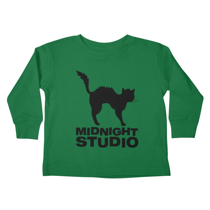 Studio Shirt Kids Toddler Longsleeve T-Shirt by Midnight Studio