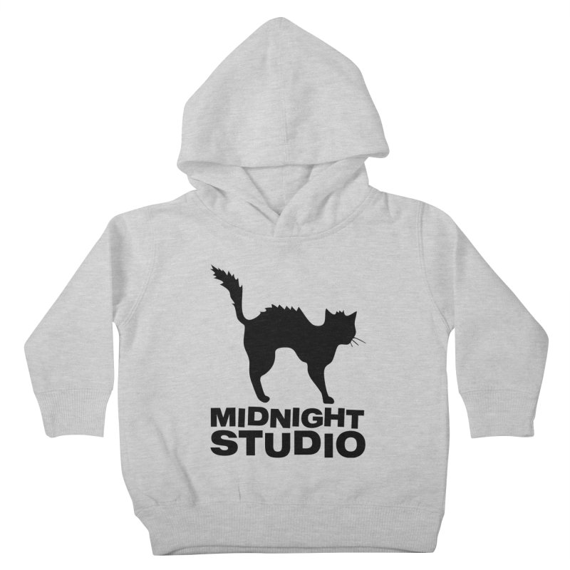 Studio Shirt Kids Toddler Pullover Hoody by Midnight Studio