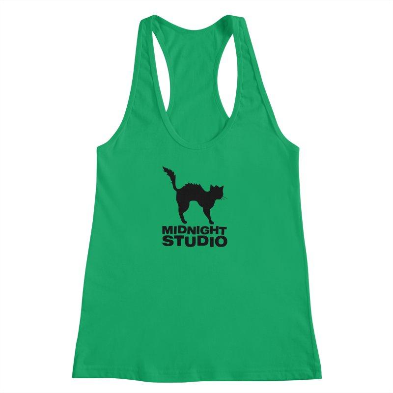 Studio Shirt Women's Racerback Tank by Midnight Studio
