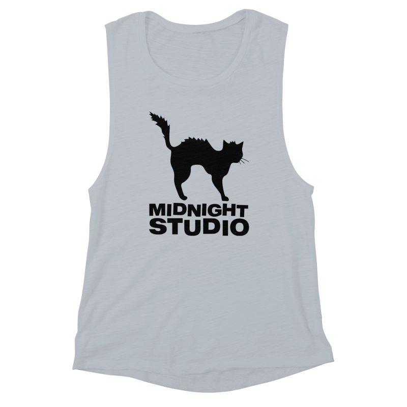 Studio Shirt Women's Muscle Tank by Midnight Studio