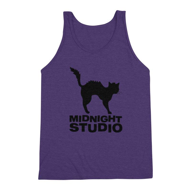 Studio Shirt Men's Triblend Tank by Midnight Studio