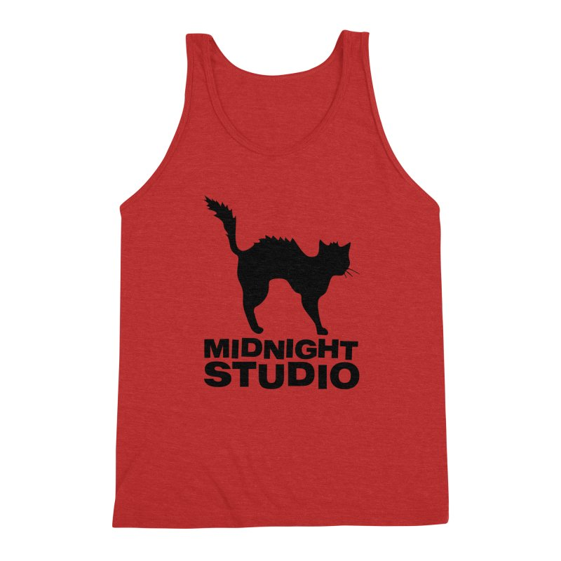 Studio Shirt Men's Triblend Tank by Midnight Studio