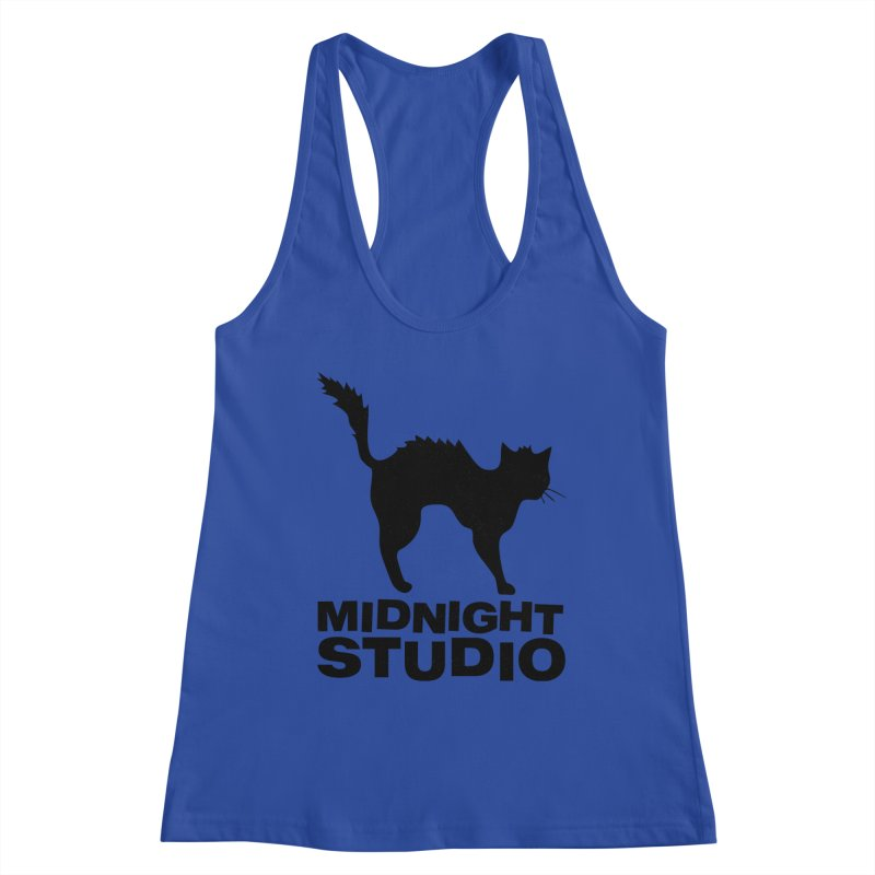 Studio Shirt Women's Racerback Tank by Midnight Studio