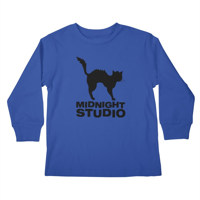 Studio Shirt Kids Longsleeve T-Shirt by Midnight Studio