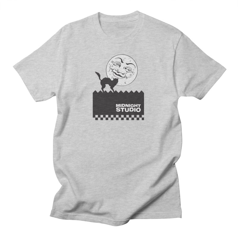 Classic Logo Shirt Men's Regular T-Shirt by Midnight Studio