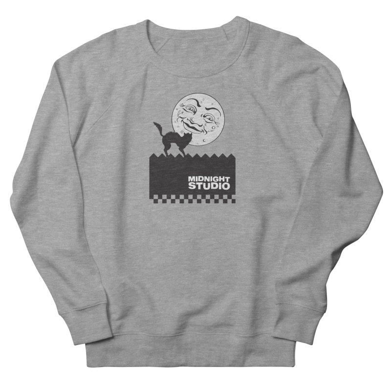 Classic Logo Shirt Men's French Terry Sweatshirt by Midnight Studio