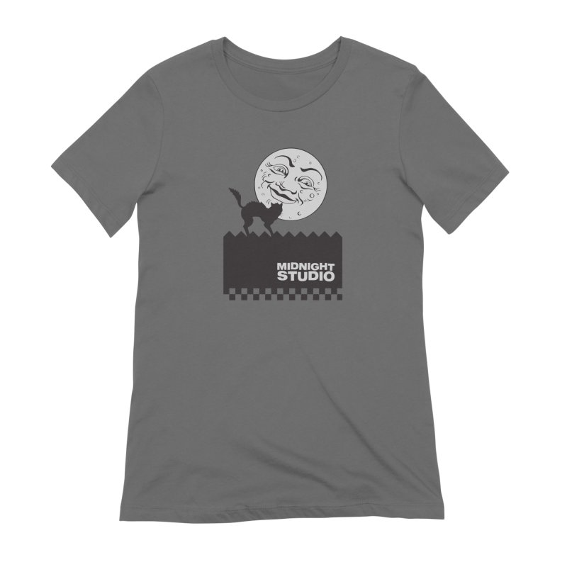 Classic Logo Shirt Women's T-Shirt by Midnight Studio