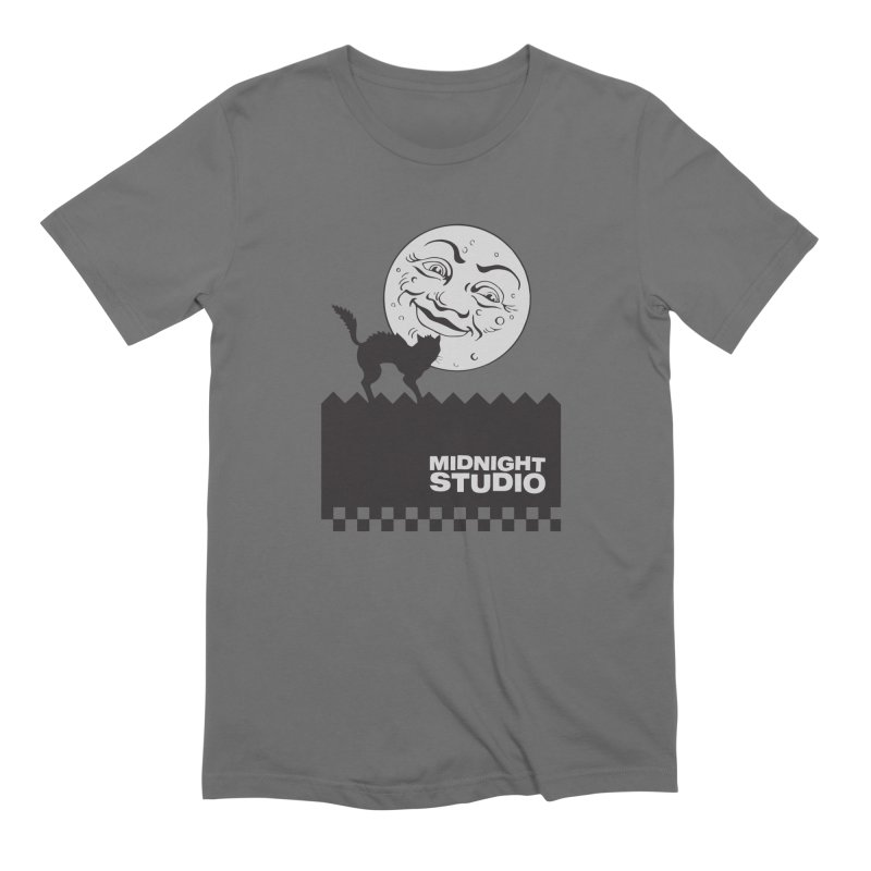 Classic Logo Shirt Men's T-Shirt by Midnight Studio