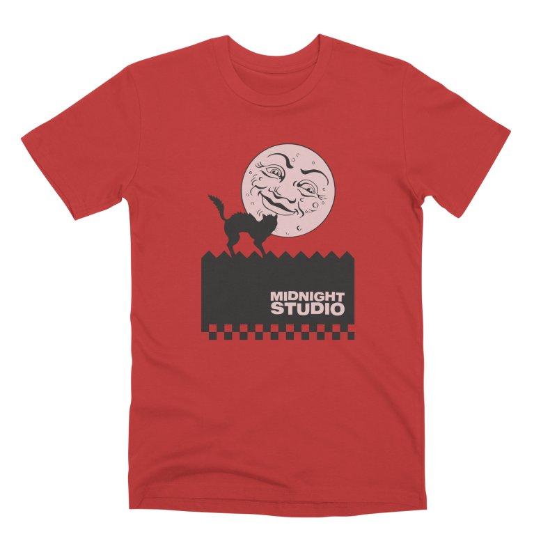 Classic Logo Shirt Men's Premium T-Shirt by Midnight Studio