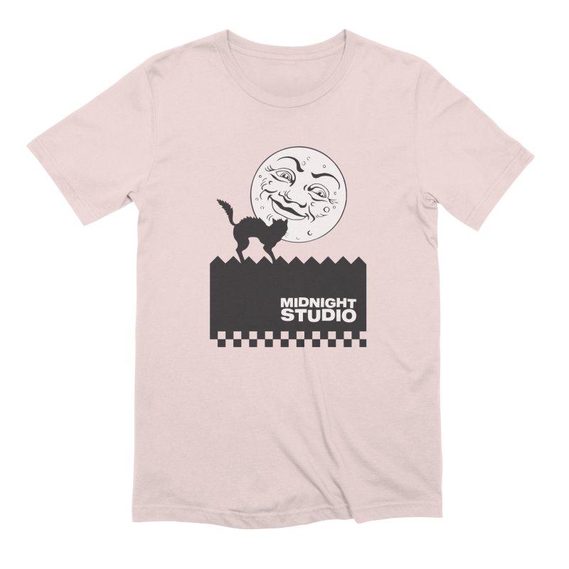 Classic Logo Shirt Men's Extra Soft T-Shirt by Midnight Studio