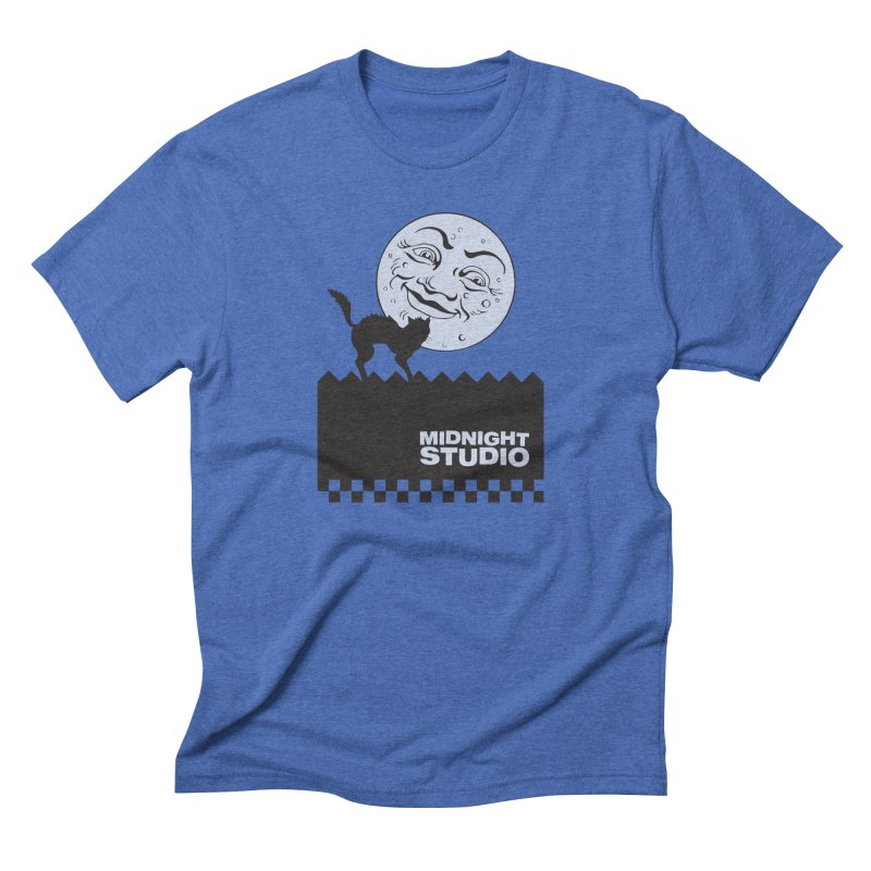 Classic Logo Shirt Men's T-Shirt by Midnight Studio