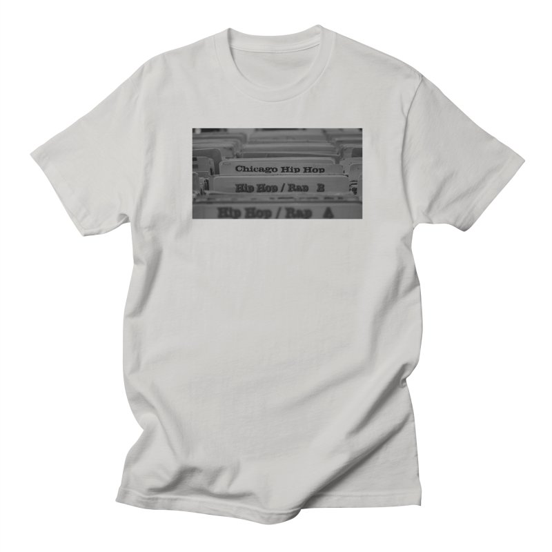 Chicago Hip Hop Men's Regular T-Shirt by Midway Shop