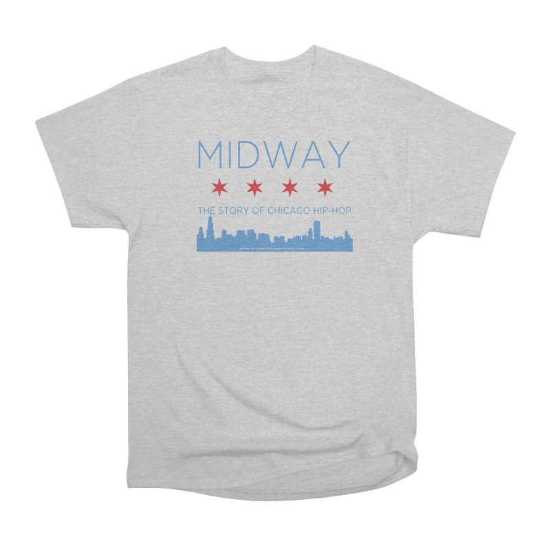 Midway (Chicago) Women's Heavyweight Unisex T-Shirt by Midway Shop