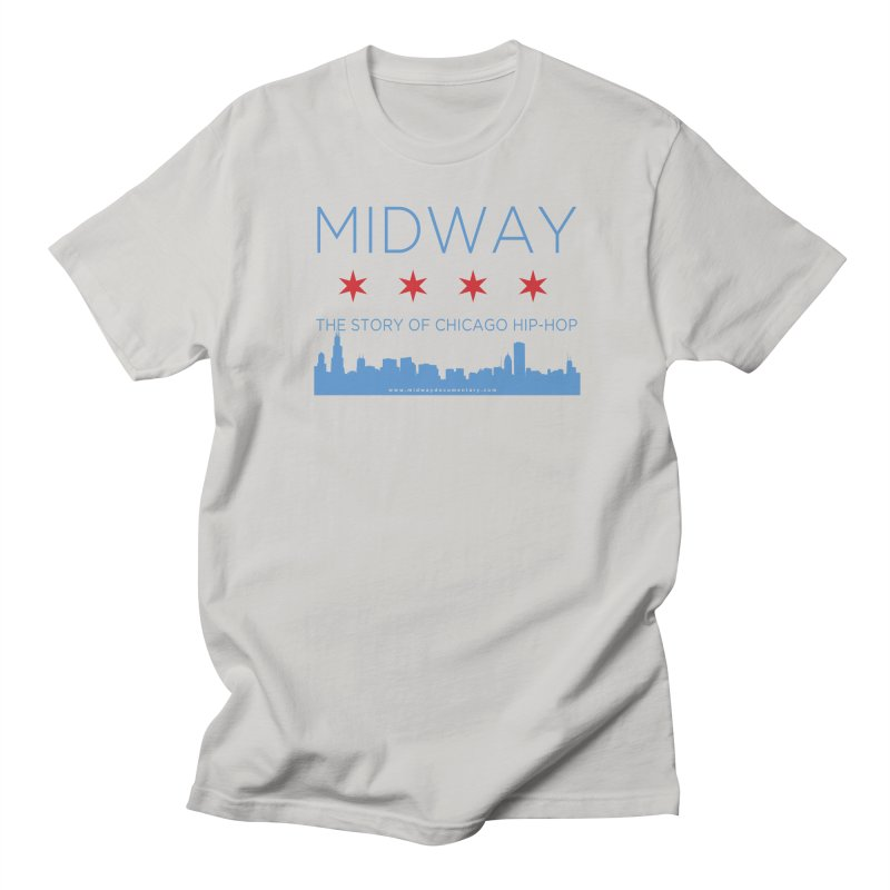 Midway (Chicago) Men's Regular T-Shirt by Midway Shop