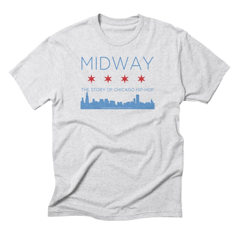 Midway (Chicago) Men's Triblend T-Shirt by Midway Shop