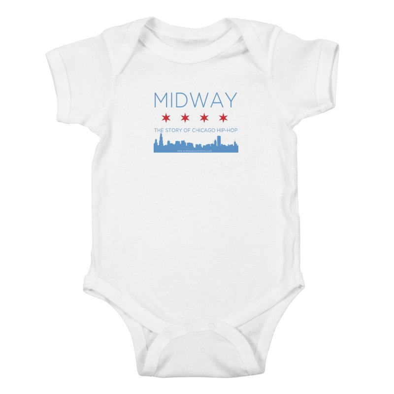 Midway (Chicago) Kids Baby Bodysuit by Midway Shop