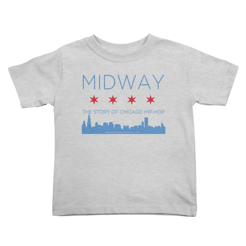 Midway (Chicago) Kids Toddler T-Shirt by Midway Shop