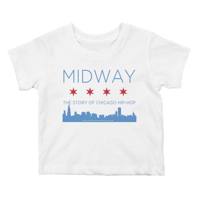 Midway (Chicago) Kids Baby T-Shirt by Midway Shop