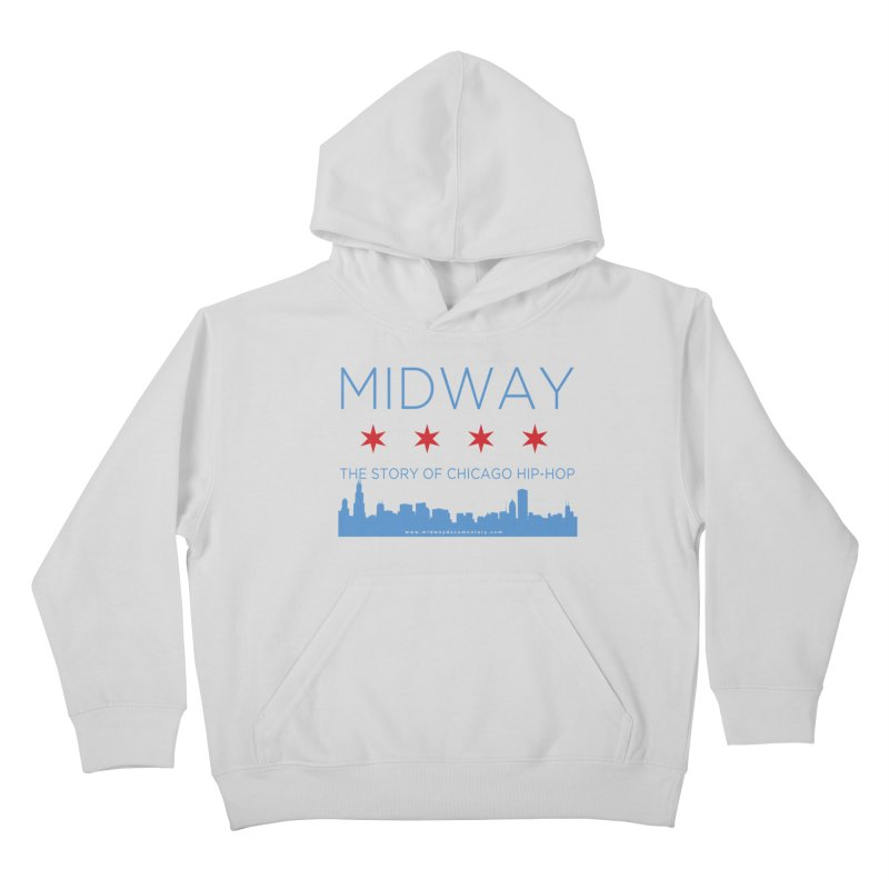 Midway (Chicago) Kids Pullover Hoody by Midway Shop