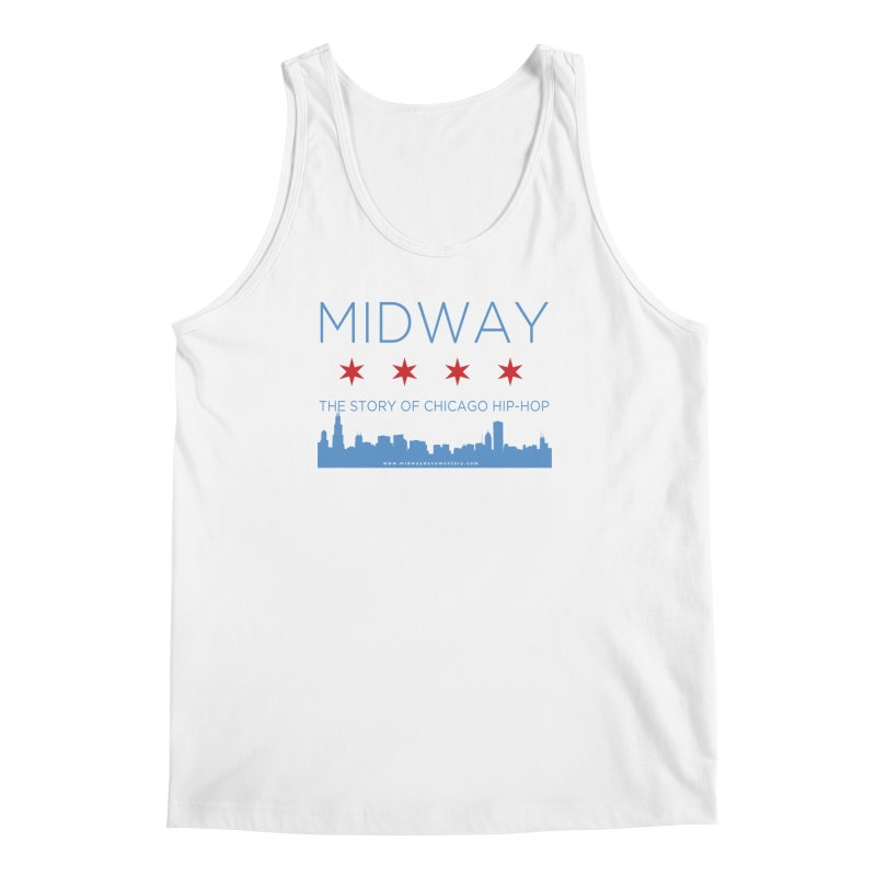 Midway (Chicago) Men's Regular Tank by Midway Shop
